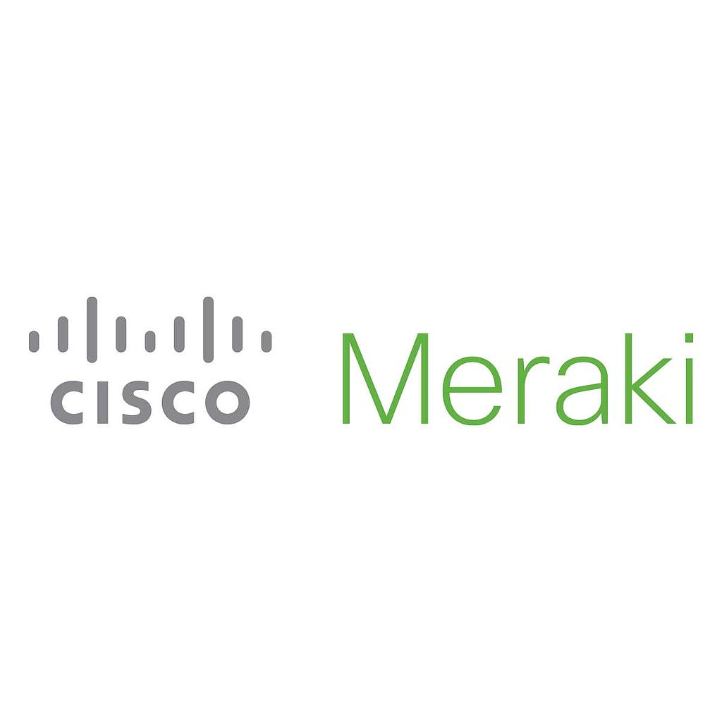 MERAKI - MS120-8FP Enterprise License and Support, 5 Year